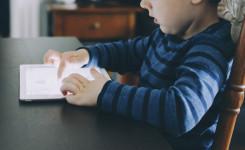 tablet child