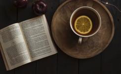 boek en thee