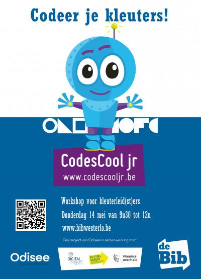 Workshop voor leerkrachten: Codeer je kleuters!